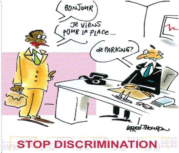 Super UGTG.org] Racisme - A Orange Caraïbe : Discrimination et exclusion OL33